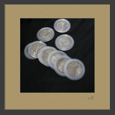Seal silicone thực phẩm có lưới lọc