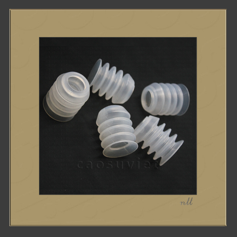 Silicone suction cup food grade